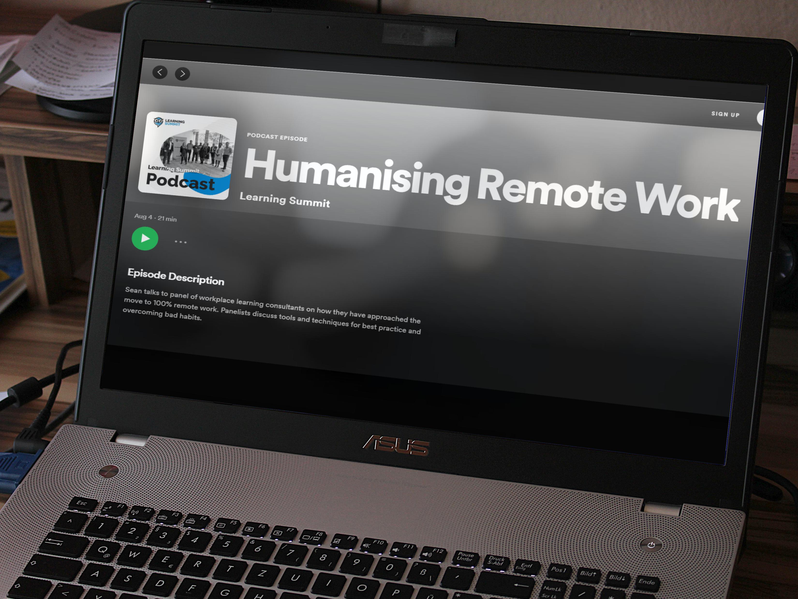 Humanising Remote Work