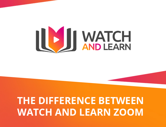 watch and learn zoom